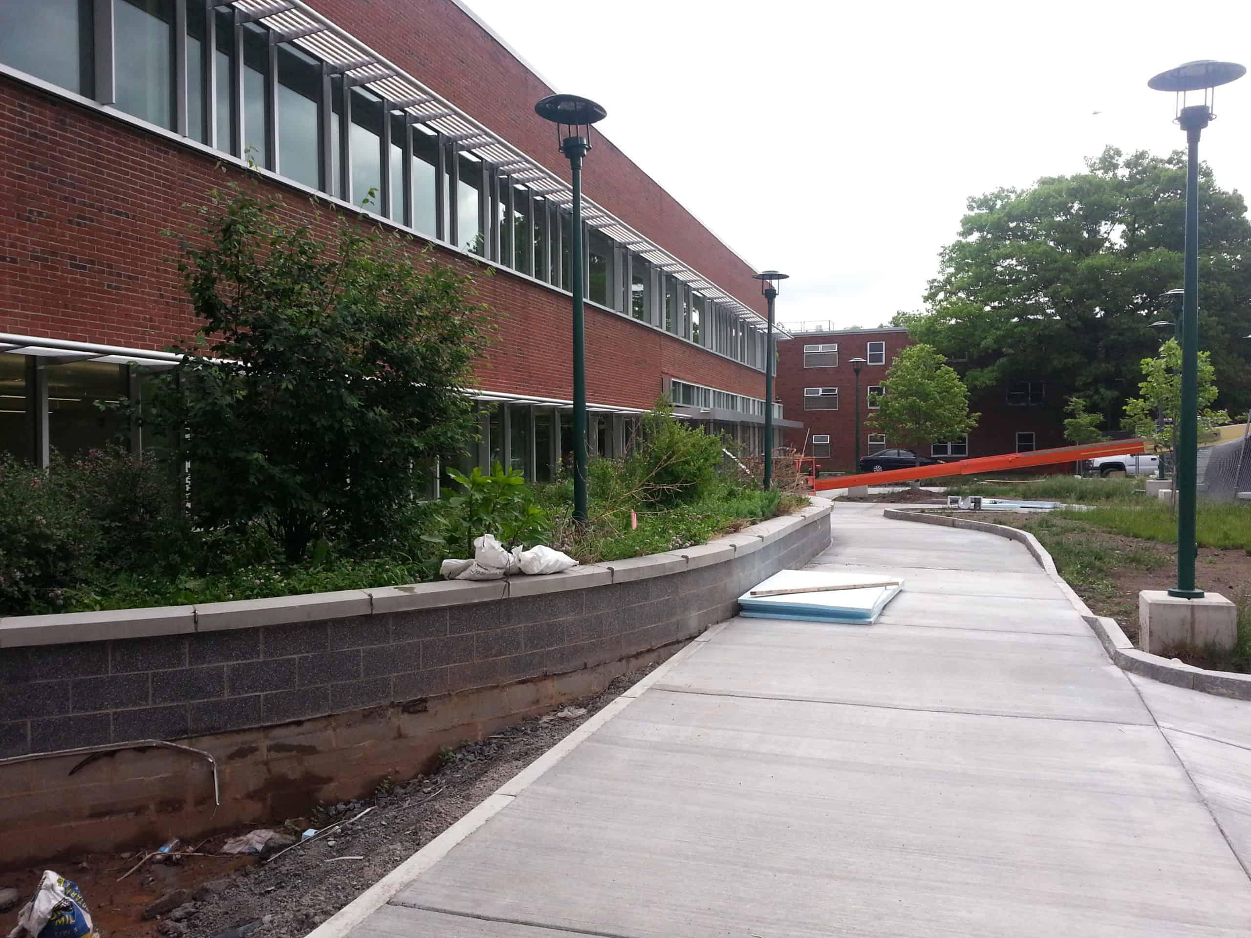 SUNY Brockport Albert W. Brown Building Academic Success Center thumbnail