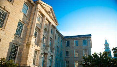 SUNY University at Buffalo Crosby Hall thumbnail