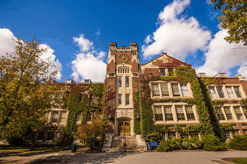 SUNY Geneseo Sturges and Fraser Halls thumbnail
