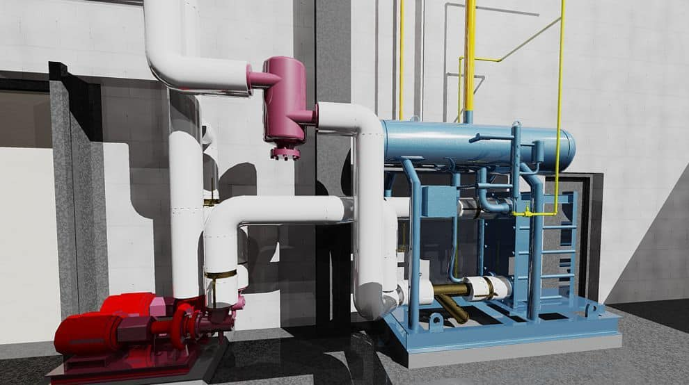 Confidential Client - Ammonia-Based Glycol System thumbnail