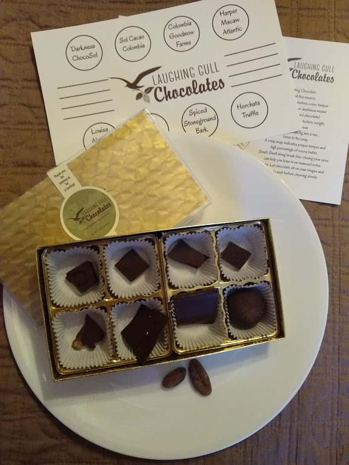 Earth Day Celebrated with Chocolate