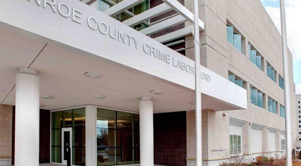 Monroe County Crime Laboratory thumbnail